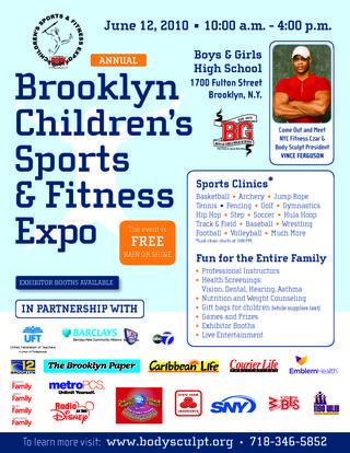 Sports Expo 2010