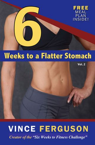 SixWeeksflatter stomach cover